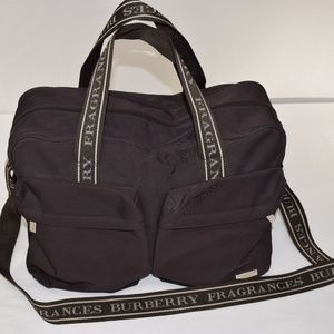Burberry Weekend Overnight Duffle Bag or Tote